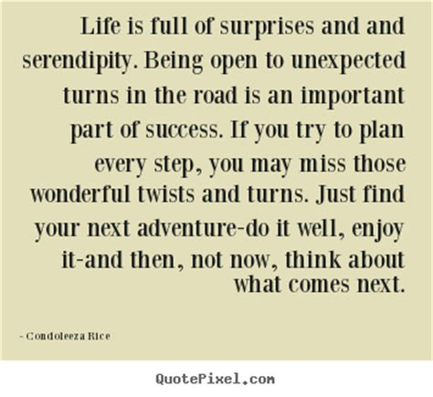 is of surprises quotes surprises quotes quotesgram