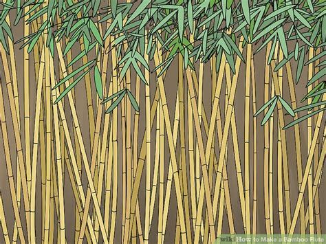 How To Make Paper Out Of Bamboo - how to make a bamboo flute with pictures wikihow