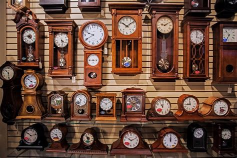 clock shop clocks village clock shop and home furnishings