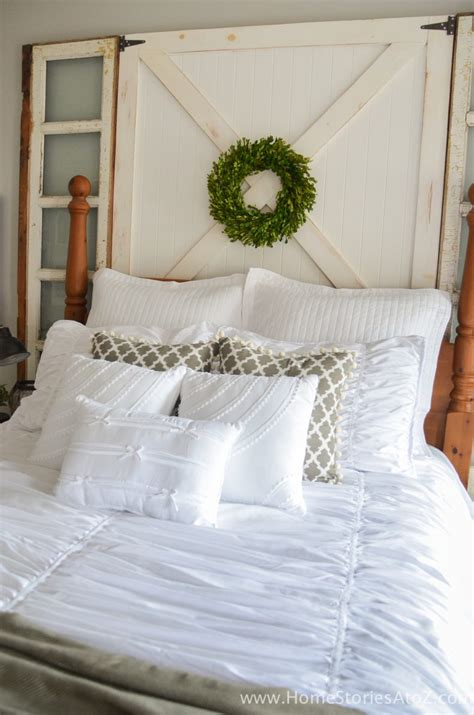 affordable tips  creating  modern farmhouse    bedroom