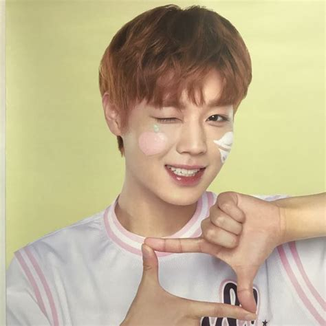 Photocard Wanna One Park Jihoon wanna one innisfree park ji hoon entertainment k wave on
