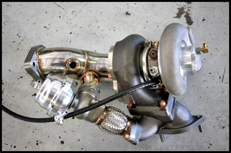 exhuast manifold  external wastegate volvo forums volvo enthusiasts forum