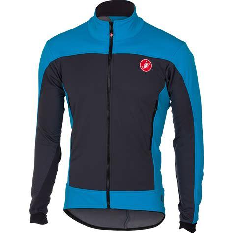 blue cycling jacket wiggle castelli mortirolo 4 jacket cycling windproof
