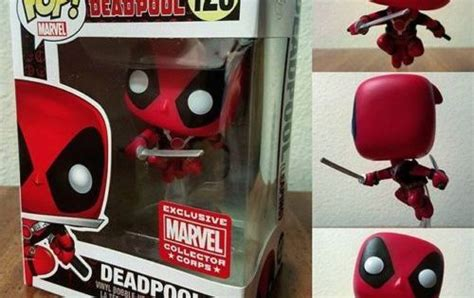 Funko Pin Collector Corps Exclusive Deadpool marvel collector corps deadpool exclusive in funko pop funko pop deadpool and marvel