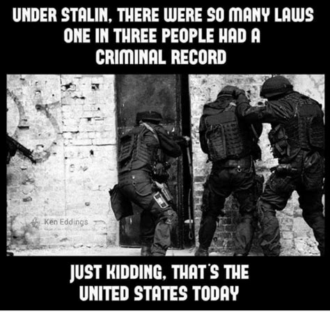 How Many In The Us A Criminal Record Stalin Gif Memes Of 2017 On Sizzle Spent