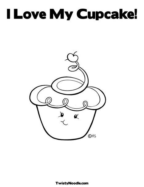 preschool coloring pages cupcakes 59 best kids coloring images on pinterest kindergarten