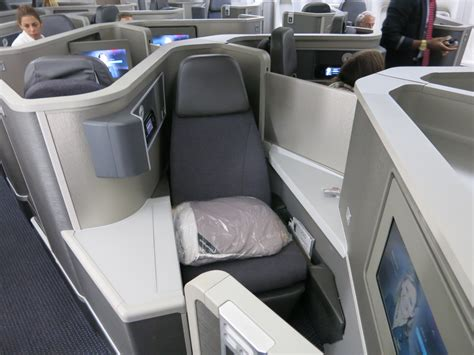 business class seats review american 777 200 business class seat