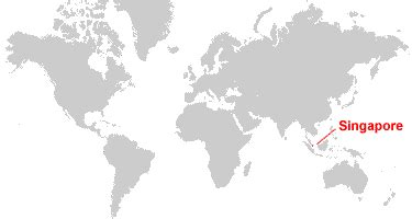 world map image singapore singapore map and satellite image
