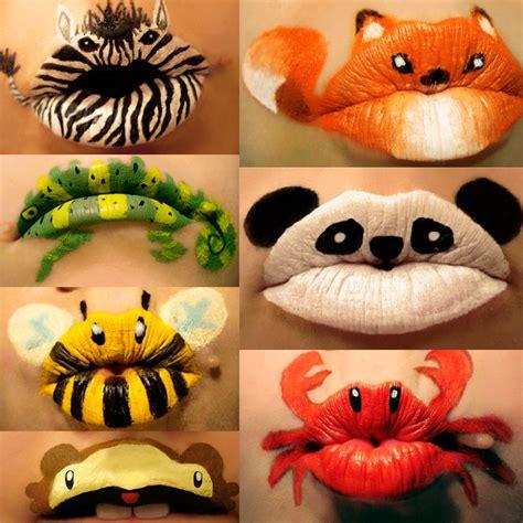 imagenes ojos de animales labios de animales para halloween diana guill