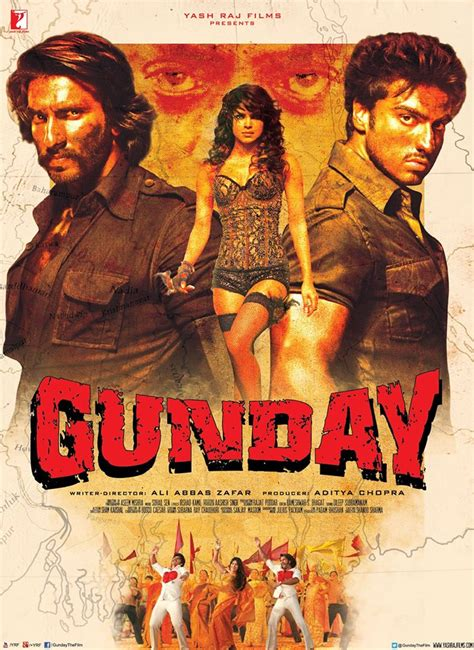 film india recommended 2014 jashn e ishqa song video gunday feat ranveer singh