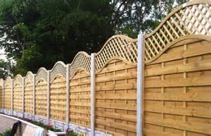 trellis top fence panels omega lattice top fence panels cocklestorm fencing