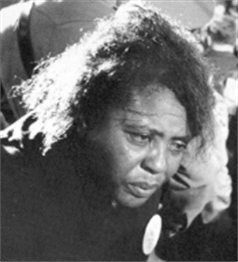 fannie lou hamer sncc civil rights movement images of a peoples movement