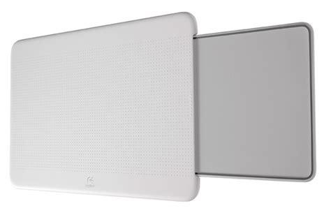 logitech announces logitech portable lapdesk n315