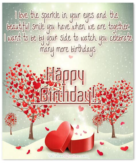 Wishing Happy Birthday To Lover A Romantic Birthday Wishes Collection To Inspire The