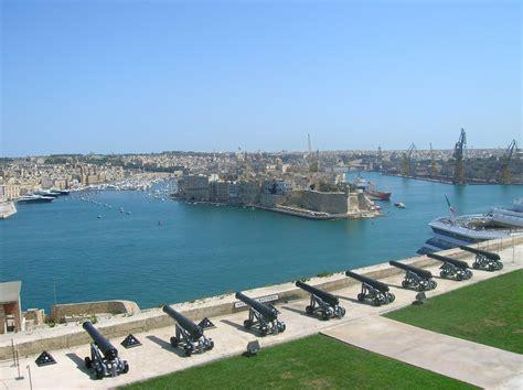 malta turisti per caso valletta viaggi vacanze e turismo turisti per caso
