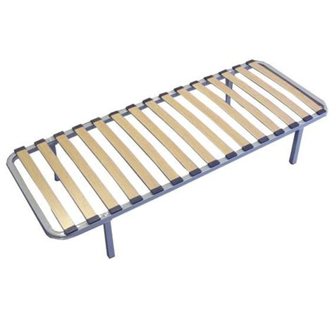 bed frame legs caravan bed frame single fixed legs 1800x610 caravan