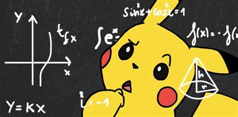 imagenes matematicas para facebook i pok 233 mon e la matematica il mondo che si cela dietro i