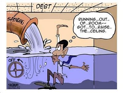 Raising The Debt Ceiling by Up America Gallup Plurality Opposed To Raising Debt