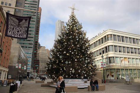 top 10 die sch 246 nsten weihnachtsb 228 ume in new york