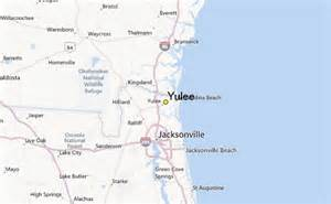 map of yulee florida yulee weather station record historical weather for