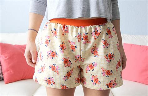 how to your boxer how to make easy s boxer shorts with free pattern leaftv
