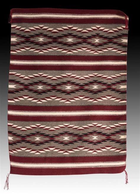 american wool rugs american navajo woven wool rug ca 20th 966