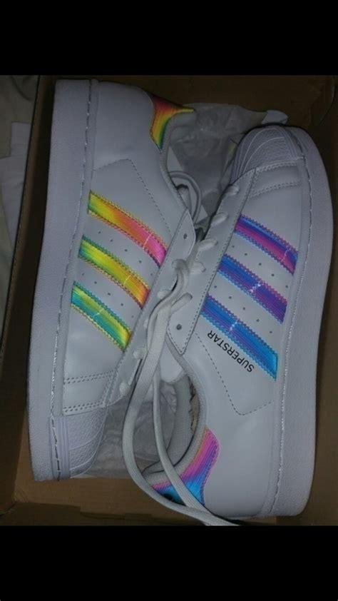 Adidas Color Splash For Man40 44 adidas superstar rainbow metallic stripes pqpm ece