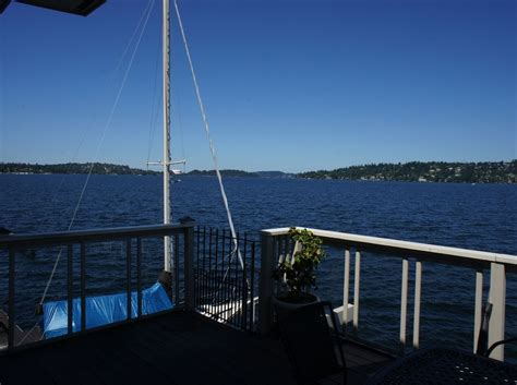 vrbo seattle boat lake washington waterfront home with boat dock vrbo