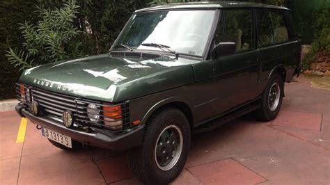 range rover 1992 1992 range rover classic 2 door 2 5 td