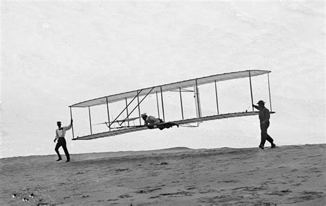 Wright Brothers the wright brothers flight in 1903 monovisions