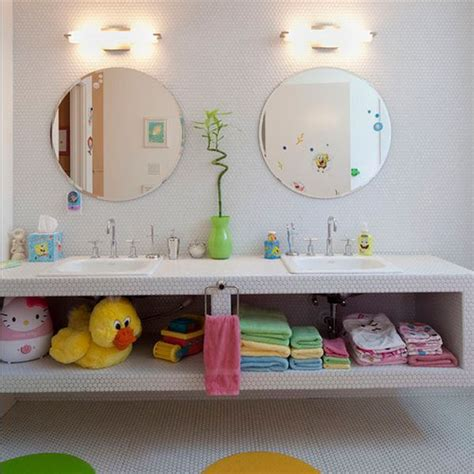 kid bathroom accessories 23 kids bathroom design ideas to brighten up your home