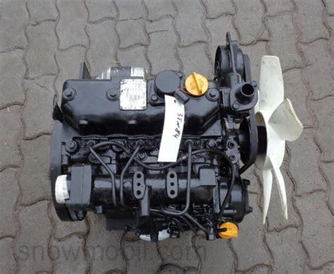 Gebrauchte 5 Ps Motoren by Dieselmotor Motor Yanmar 3tn84 31 5ps 1429ccm Bhkw Gebr