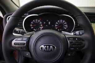 2015 kia optima steering wheel