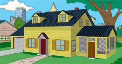 family guy house floor plan family guy griffin house floor plan house design plans