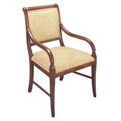 arm chair upholstery khaki finish montana walnut