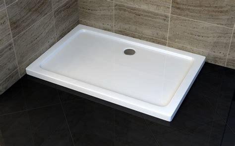 montage duschwanne flach duschtasse duschwanne rechteckig 120 x 80 cm inkl