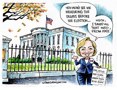 white house drapes dave granlund editorial and illustrations
