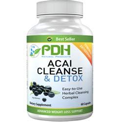 Acai Detox Reviews by Acai Cleanse Detox Review Updated 2018 Does It Really
