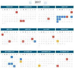 Calendario 2018 La Nacion Feriados 2017 Ojo Ministerio Interior Se Hace El