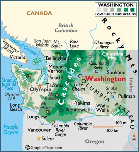 seattle to yakima map yakima wa