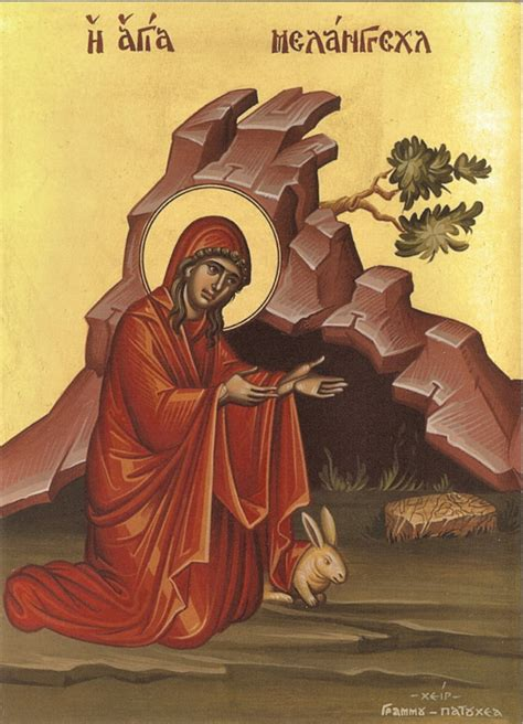 who is st of grace and st melangell the righteous