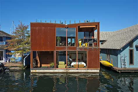 seattle boat houses seattle afloat seattle houseboats floating homes live