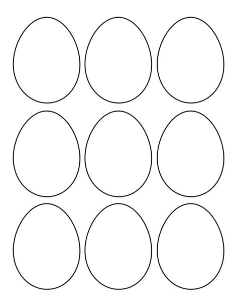 egg template to print egg shape templates to print search easter
