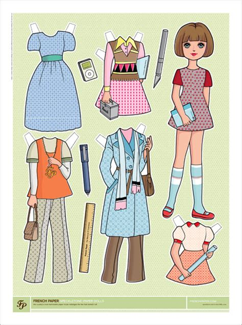 charles s. anderson design co.   Paper Doll