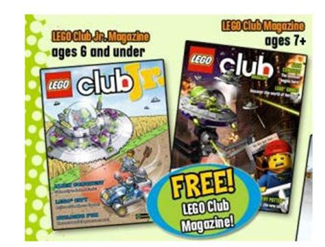 Sweepstakes Magazine Subscriptions - lego club jr magazine subscription freebie house free sles sweepstakes and