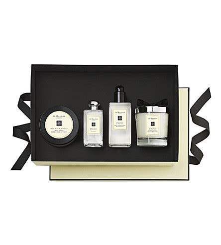 jo malone wood and sea salt gift set jo malone wood sea salt luxury gift set