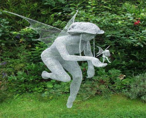 selbstgemacht garten skulpturen fur den garten selbst gemacht new garten ideen