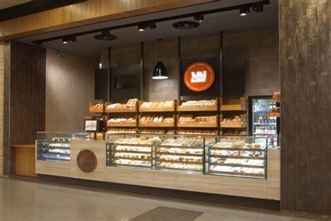 Interior Design Bakery by Mj Bakery Interior Design Branding By