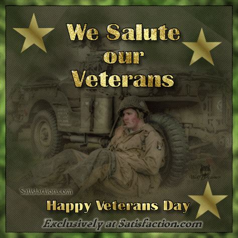 Veterans Day Speech Outline by Salute Our Veterans Quotes Quotesgram