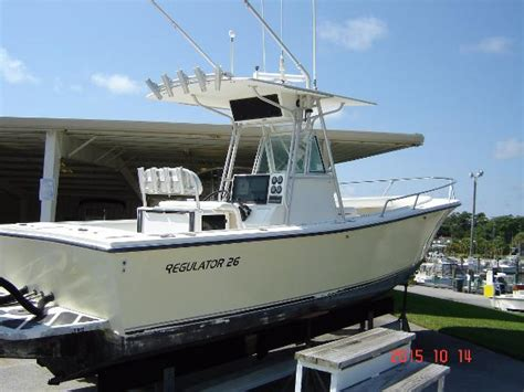 regulator boats for sale on craigslist used regulator boats for sale 6 boats